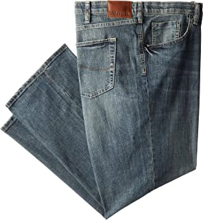 LEE Men's Big & Tall Modern Series Custom-fit Relaxed Straight-Leg Jean