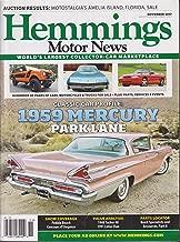 Hemmings Motor News Magazine November 2017