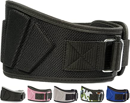 Fitness Gym Belts Weightlifting Belt Black Color