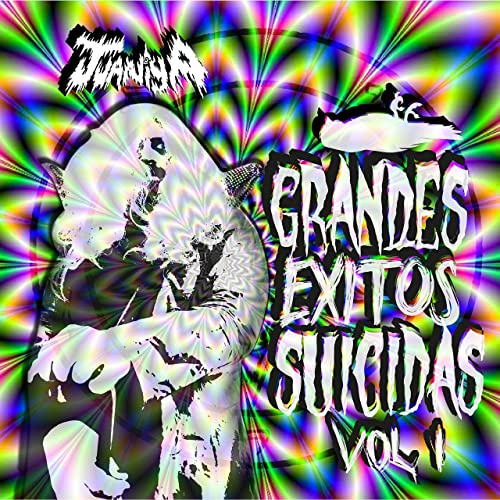 Grandes Éxitos Suicidas Vol.1 [Explicit]