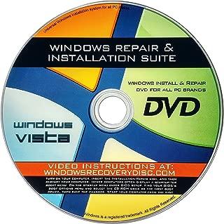 vista repair install