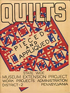 Wpa Museum Extension Quilt Project: So. Langhorne, Pennsylvania