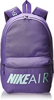 Nike Unisex-Adult Backpack, Purple/Teal Tint - NKBA6373