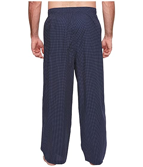 Nautica Big & Tall Big & Tall Mediterranean Dot Sleep Pants Maritime Navy Inexpensive Cheap Online IDQbsj1