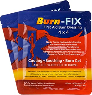 Best gel patches for burns Reviews