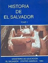 Historia de El Salvador, Tomo I