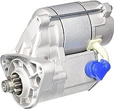 DB Electrical SND0104 New Starter For Toyota 2.4L 2.7L 4Runner 96 97 98 99 00 1996 1997 1998 1999 2000 & T-100 Tacoma 94 95 96 97 98 2.4L 2.7L Pickup Truck 95 96 97 98 99 00 01 02 03 04 05 06 07