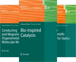 Topics in Organometallic Chemistry (44 Book Series)