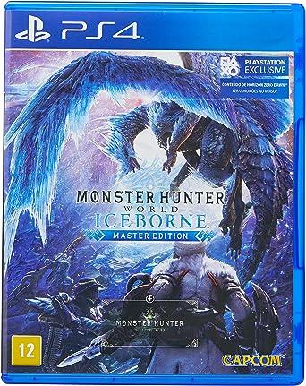 Monster Hunter Iceborne PlayStation 4
