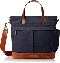 Timberland Men's Nantasket Other Fibers and Leather All Purpose Bag