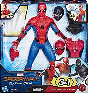 Spider-Man Deluxe Feature Action Figure