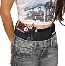 Thunderbolt XL Concealed Carry Belly Band Holster Most Comfortable IWB Waistband Gun Holster for Men and Women