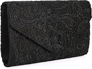 Best small black clutch purse Reviews