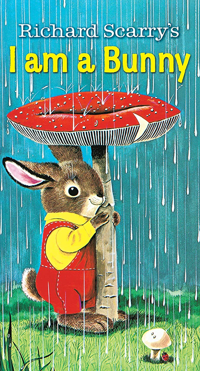 思春期のファウル口I Am a Bunny (A Golden Sturdy Book) (English Edition)