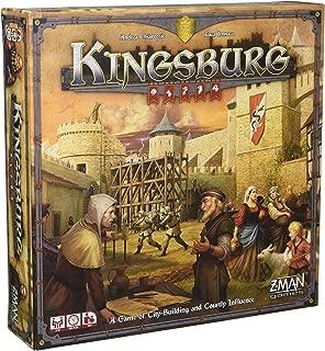 Best kingsburg board game Reviews