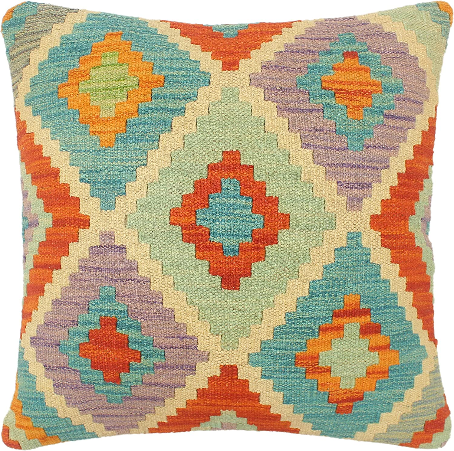 Southwestern All Ranking TOP10 items in the store Turkish Wilkins Hand Pillow Woven Kilim