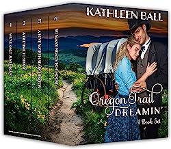 Oregon Trail Dreamin' Series: 4 Book Boxed Set