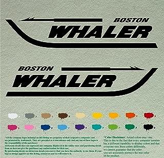 hallett boat stickers
