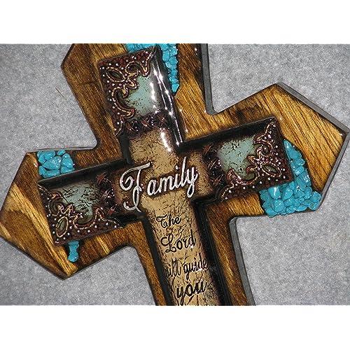 Handmade Wooden Crosses Amazoncom
