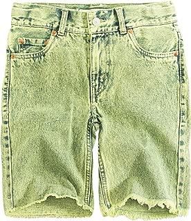 green glow shorts