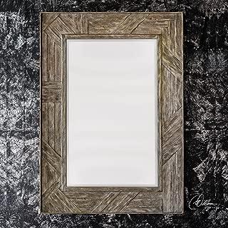 Best mahogany wood mirror Reviews