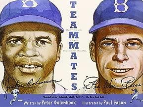 teammates jackie robinson book