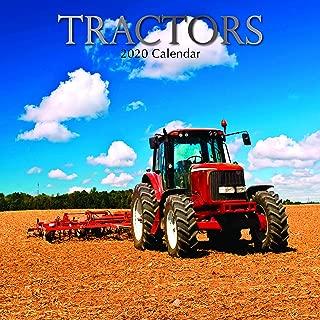Best 2019 tractor calendar Reviews