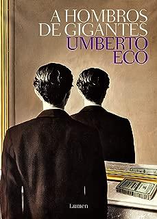 A hombros de gigantes (Spanish Edition)