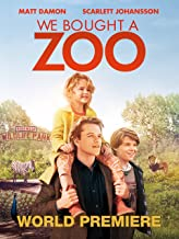 We Bought A Zoo: World Premiere
