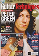 Guitar Techniques Magazine April 2018 Peter Green