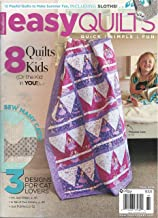 Fons & Porter's Easy Quilts Magazine Fall 2018
