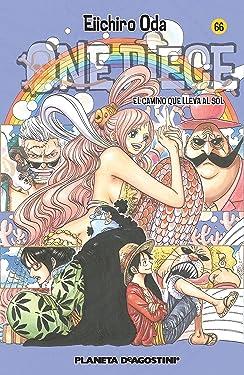 One Piece nº 66: El camino que lleva al sol (Manga Shonen) (Spanish Edition)