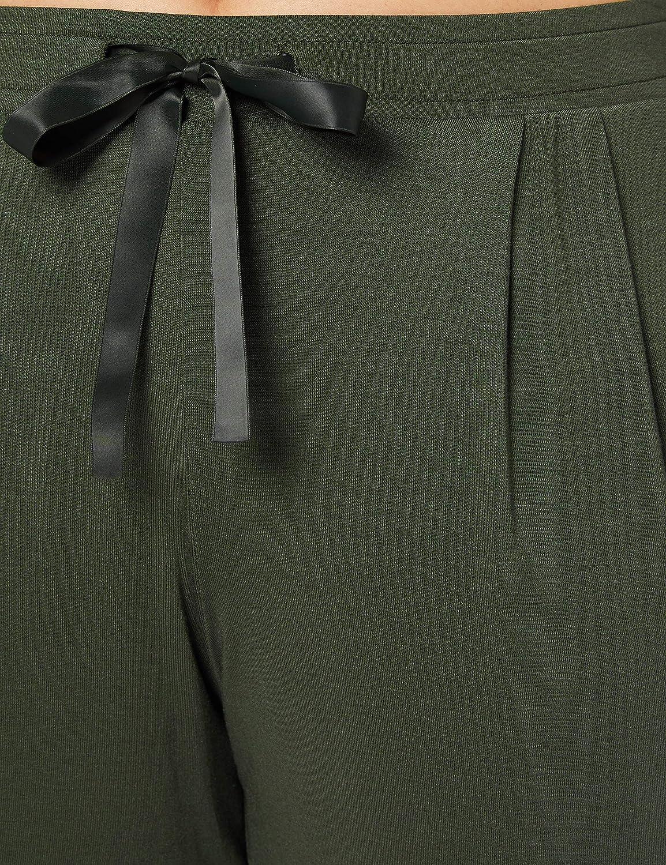 Schiesser Damen Mix /& Relax Jerseyhose Lang Pyjamaunterteil