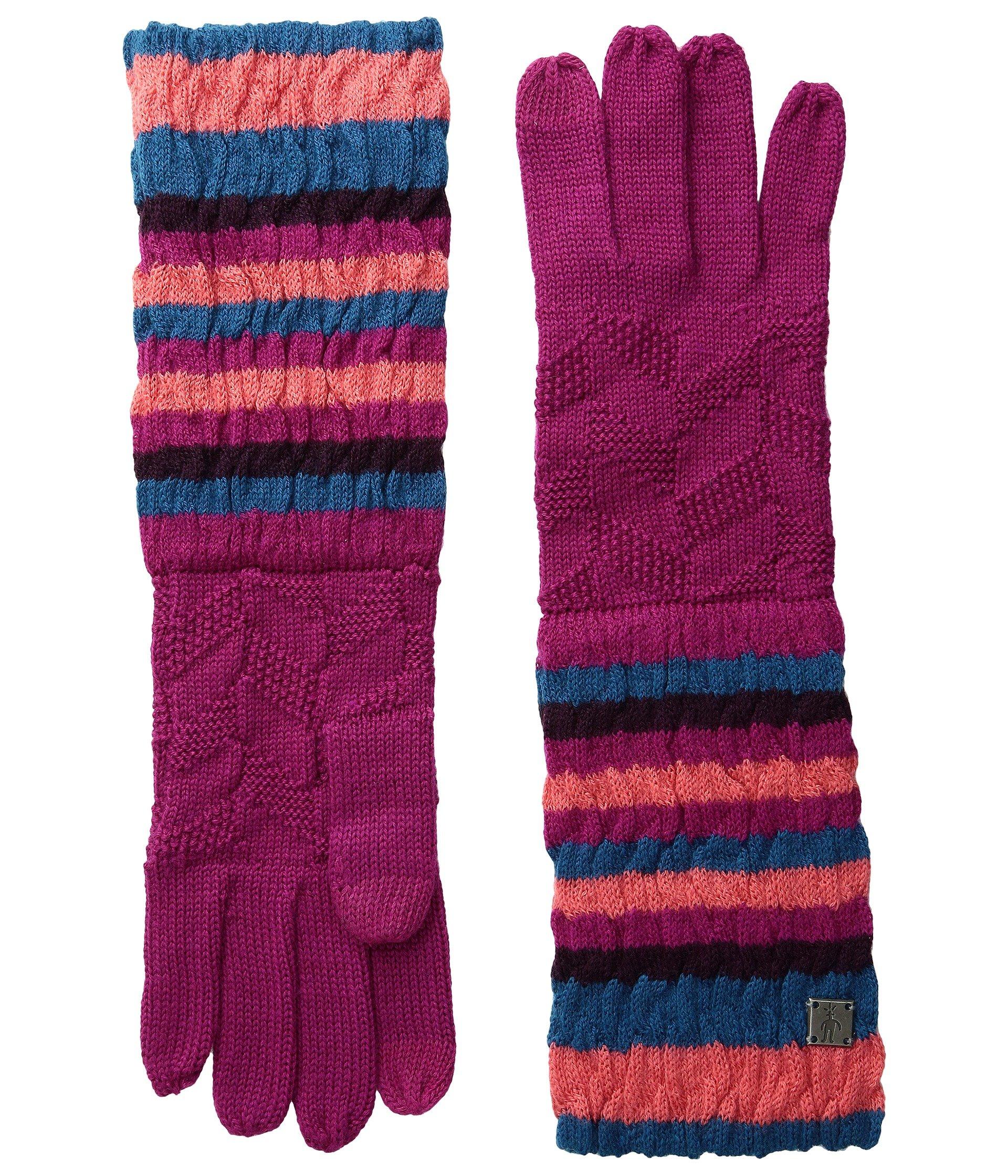 Guantes para Hombre Smartwool Striped Chevron Gloves  + Smartwool en VeoyCompro.net