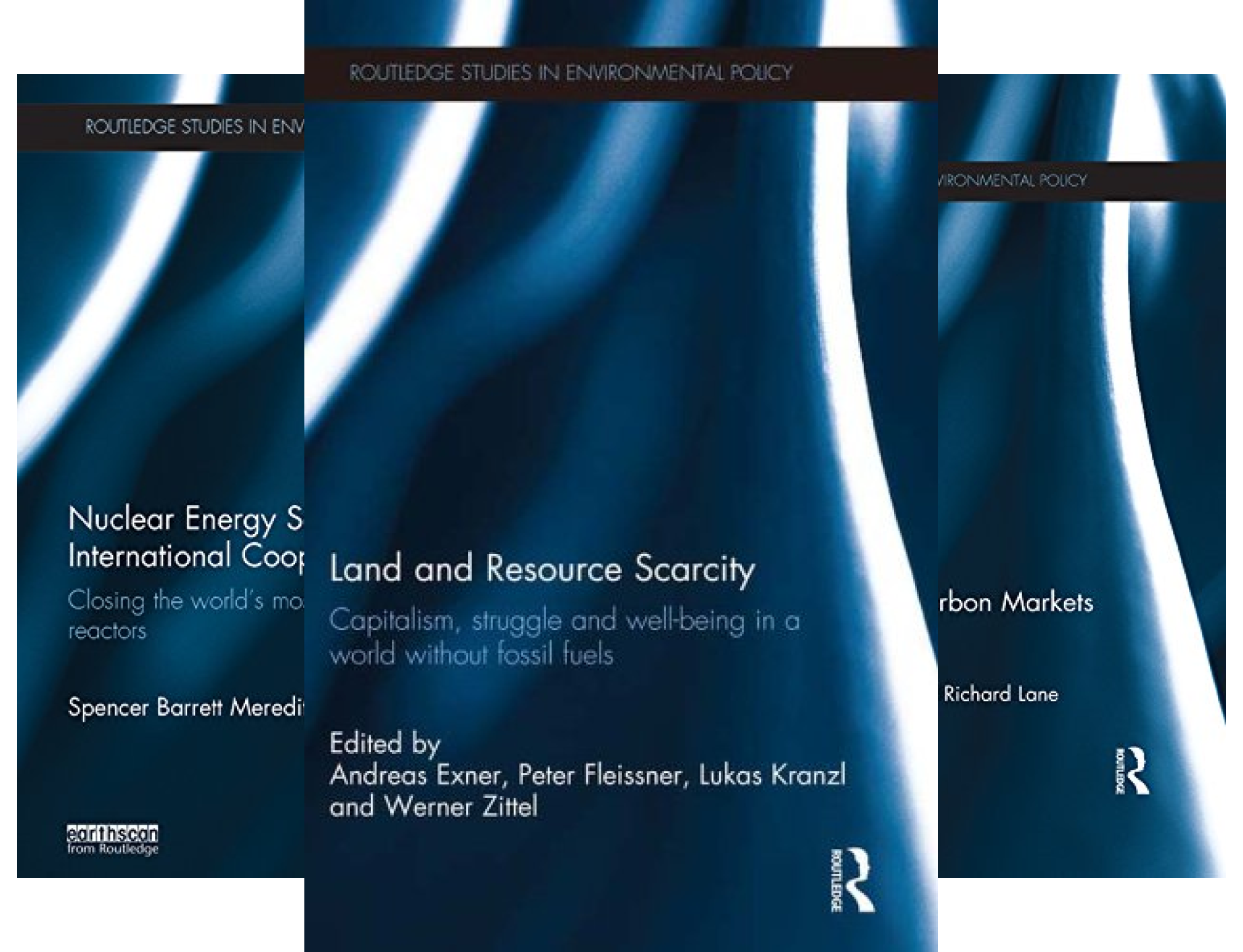 Routledge Studies in Environmental Policy (20 Book Series)