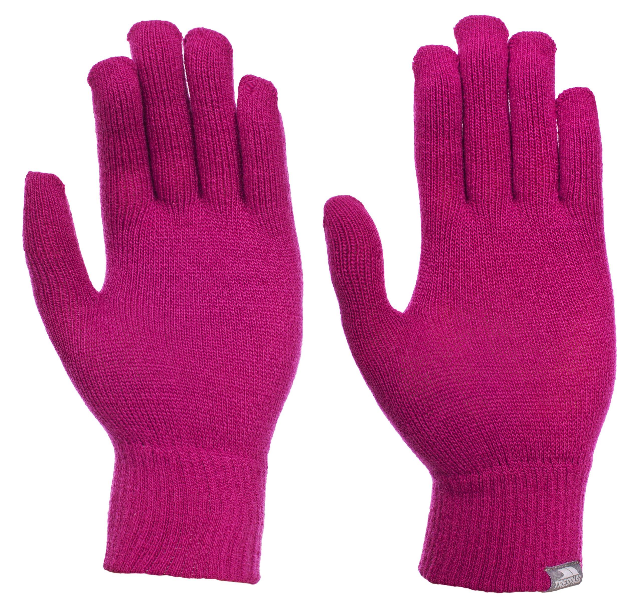 Trespass Kinder Presto Handschuh Rosa Pansy Each