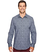 Perry Ellis - Midnight Floral Shirt