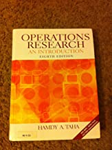 Operations Research: An Introduction 8th