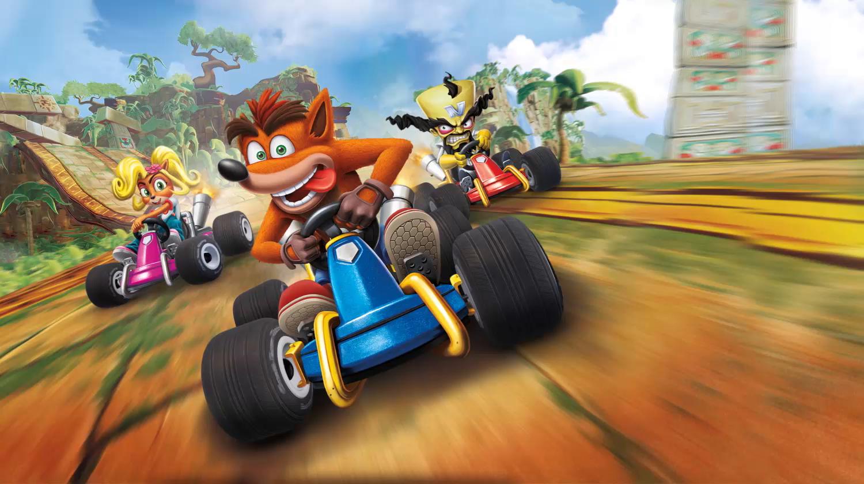 Crash Team Racing Nitro Fueled: Amazon.es: Videojuegos