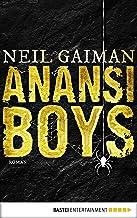Anansi Boys (German Edition)