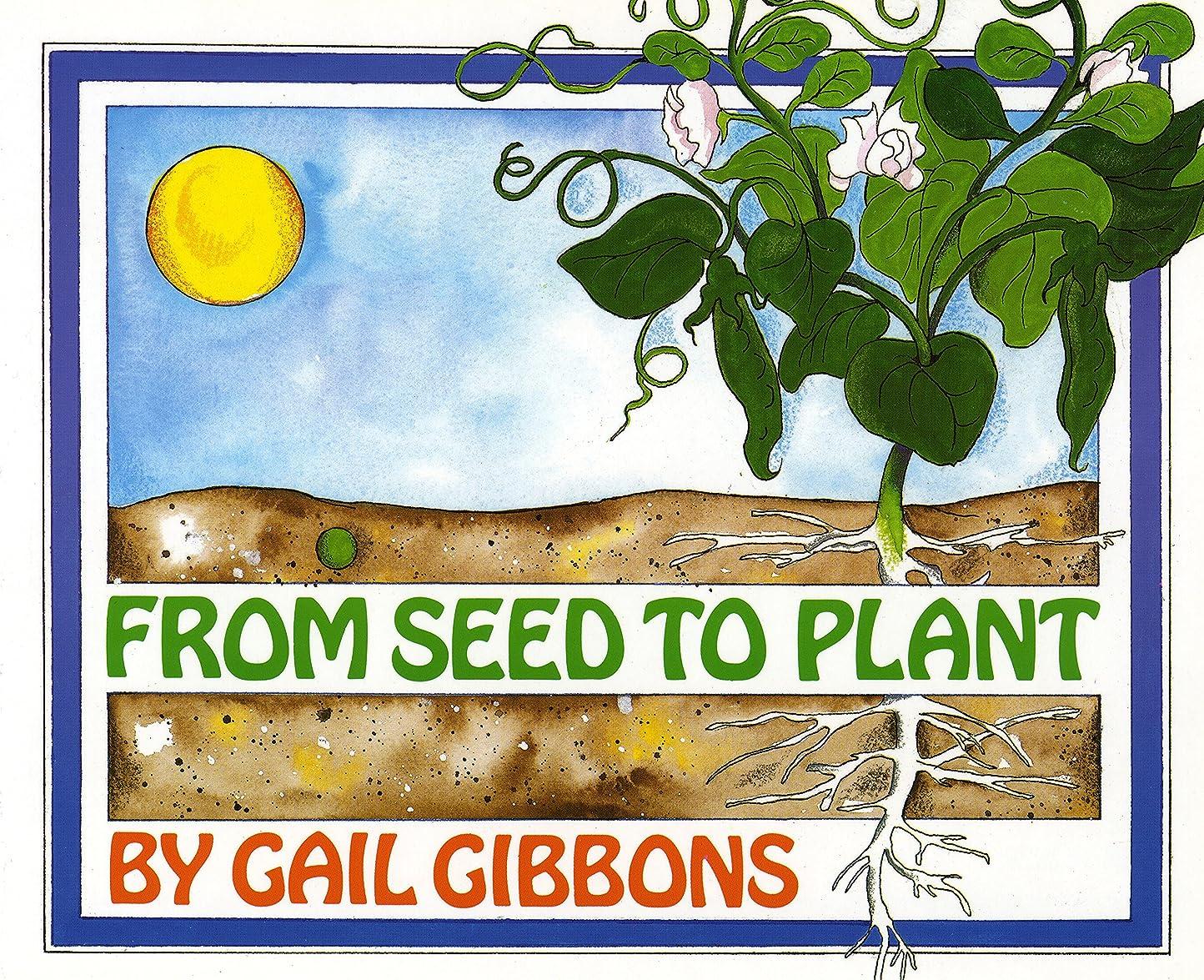 引き出し盟主読み書きのできないFrom Seed to Plant (English Edition)