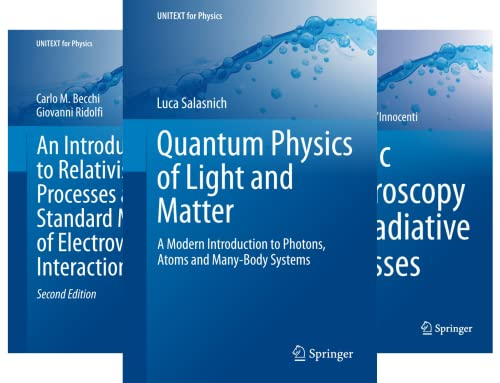 UNITEXT for Physics (42 Book Series)
