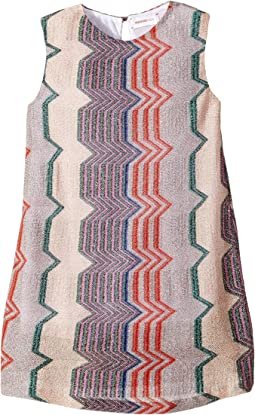 Missoni Kids - Greca Lame Dress (Toddler/Little Kids)