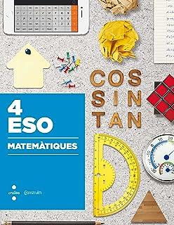 Matemàtiques. 4 ESO. Construïm - 9788466140638
