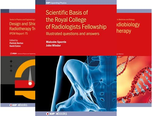 IPEM-IOP Series in Physics and Engineering in Medicine and Biology (25 Book Series)