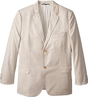 Perry Ellis Men's Big-Tall Texture PVL Jacket