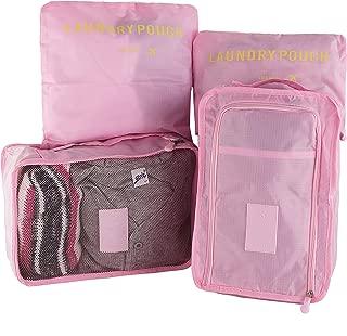 Packing Cubes 4 Pcs Travel Luggage Packing Organizers Set