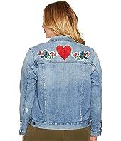 Lucky Brand - Plus Size Plus Classic Denim Jacket