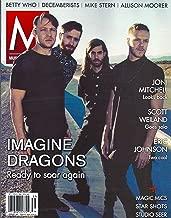 Imagine Dragons l Joni Mitchell l Scott Weiland l Eric Johnson & Mike Stern - 2015 Music & Musicians Magazine Issue #39