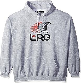 LRG Mens Front Runners Hoody Long Sleeves Sweatshirt